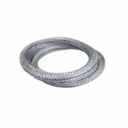 Mild Steel Galvanized Razor Fencing Wire