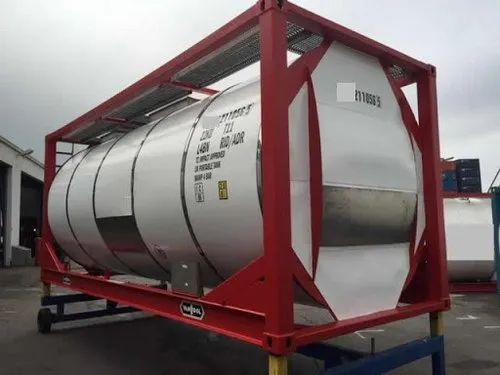 20 feet LPG Tank Container Used, Capacity: 10-20 ton, Rs 900000 /unit   ID:  22147504448