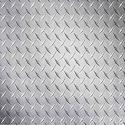 Ss Steel Chequered Plate, 5mm To 100mm