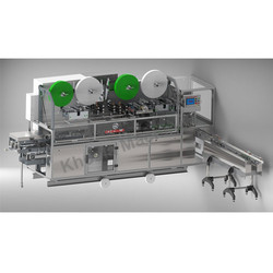 IPAC 21 RP Biscuit Wrapping Machine