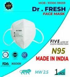 Premium N95 Certified Mask