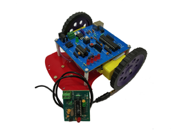 Embeddinator Mobile Controlled Programmable Robotic DIY Kit