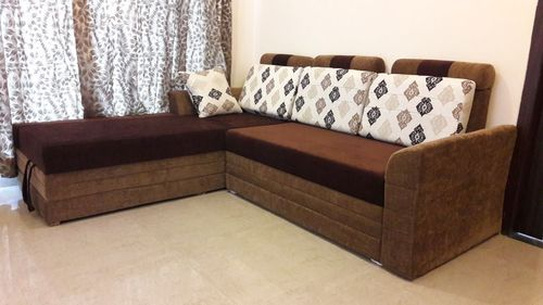 Salwood 5 Seater L Shaped Sofa