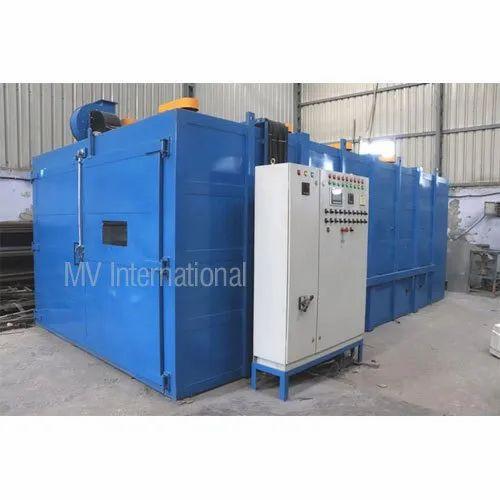 Plastic Annealing Oven   MV International   Manufacturer in