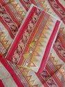 Printed Ladies Suit Fabric