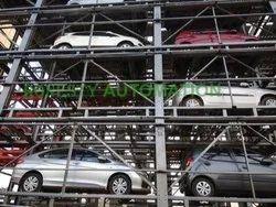Multi Floor Car Lift System