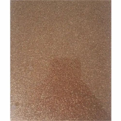 Single Color Brown Plain Glass, Thickness: 10mm To 15mm, Shape: Flat