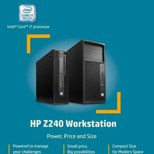 HP Workstations - HP Z240 Workstation IT / Technology