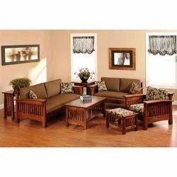 Wooden Sofa Interior Designing Services