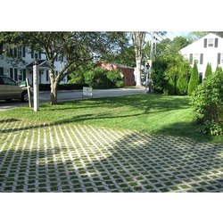 Outdoor Grass Concrete Paver