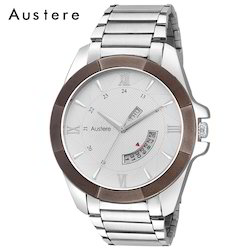 Casual Analog Branded Men's Day & Date Watches