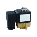 2 Way Solenoid Valve, Pressure Range: Up To 400 Bar