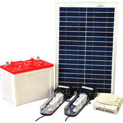 Solar Home Light Systems Model II