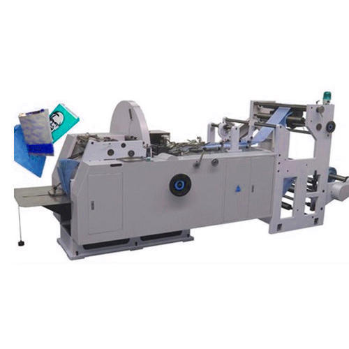 Paper Carry Bag Making Machine Paper Carry Bag Making Machines