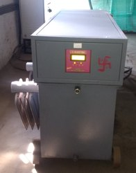 Oil Cooled Servo Controlled AC Voltage Stabilizer