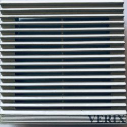 Custom Air Vent With Company Name