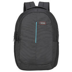 dbcb6b78ed0f Black Polyester Travel Laptop Backpacks