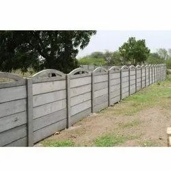 Readymade Concrete Boundary Compound Wall