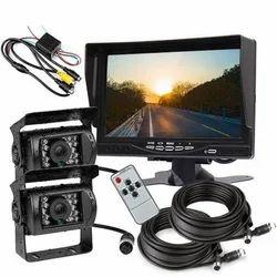 Bus & Truck Camera (2camera +24v Display)