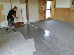 Concrete Floor Coating Service