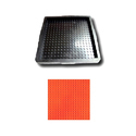 Small Button Floor Tiles Rubber Mould