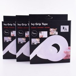 Irv Grip Tape Traceless Strong Adhesive Nano Magic Tape - 1 Meter