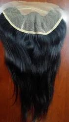 100% Virgin Indian Human Lace Closure Hair