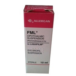 FML Eye Drop, Fluorometholone