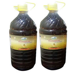 Cold Pressed Mustard Oil, Packaging Size: 5 Liter, Packaging Type: Bottle