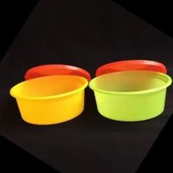 Party Disposable Coloured Food Container