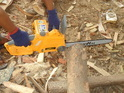 Electric Chain Saw Machines