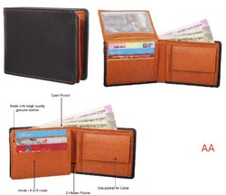 Mens DD Leather Wallets