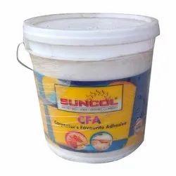 Liquid 10 kg Suncol CFA Adhesive, Packaging Type: Plastic Bucket