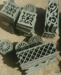 Cast Iron Decorative Items