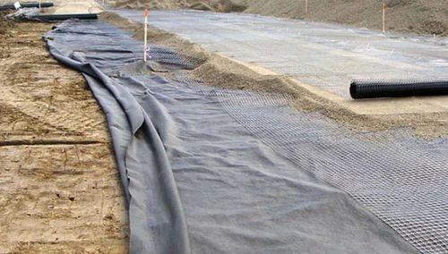 Construction Geotextile | Fibertex Private Limited | Manufacturer in