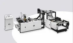 KTL-500 Non Woven T-Shirt Bag Making Machine