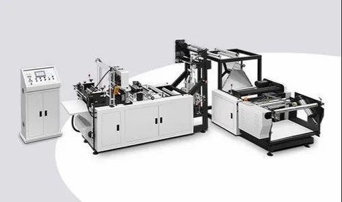 KTL-500 Non Woven T-Shirt Bag Making Machine
