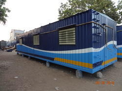 Bunk Houses and Portable Cabins | Manufacturer from Ahmedabad