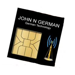 German Technology Based Anti Radiation Chip