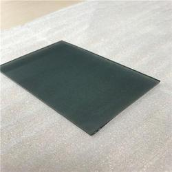 Black Tinted Glass
