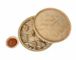 12 Inches Bamboo Momo Steamer