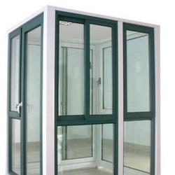 Aluminium Glass Door