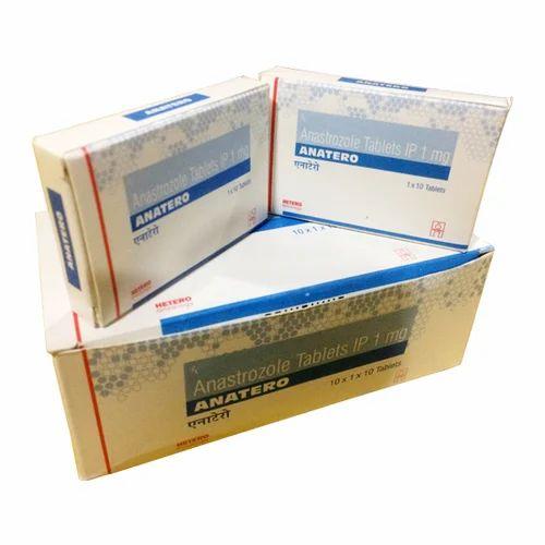 Pharma Medicines - Anatero Anastrozole Tablets Wholesale