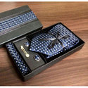 Tie And Cufflink Set