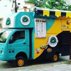 Commercial Catering Van