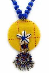 FJ014 Fabric Jewelry