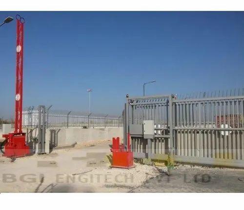 Sliding Gates - Motorized Sliding Gate Manufacturer from