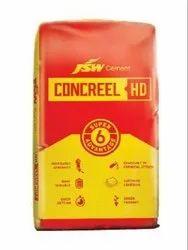 HD JSW Cement, Cement Grade: General High Grade