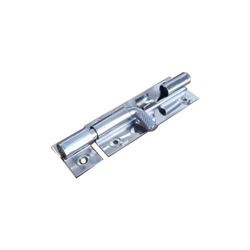 Stainless Steel Gupta Deluxe Chrome Plating Tower Bolt, Size (in Inches): 4 Inch