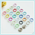 Ring and Cap Snap Button-(9.6mm)